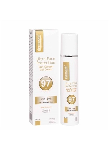 Dermoskin DERMOSKIN Ultra Face Protection Sun Screen Spf97 50 ml Renksiz